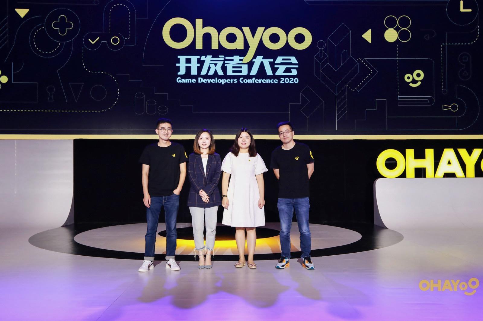 Ohayoo:探寻休闲游戏的边界