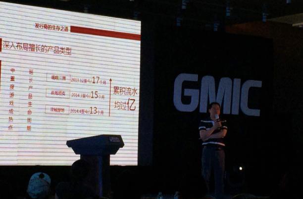 【GMIC】飞流CEO倪县乐:红海下发行与研发的生存之道