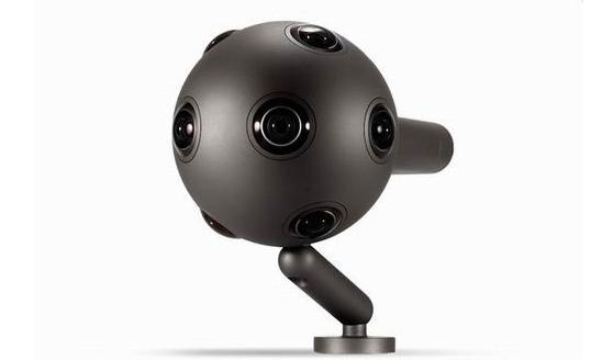 诺基亚售价40万元的VR相机OZO将支持实时视频直播