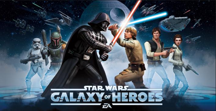 公会国际化?EA《星球大战:银河英雄传》新加公会和团队副本功能