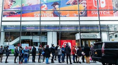 任天堂Switch日本地区首月销量超50万台