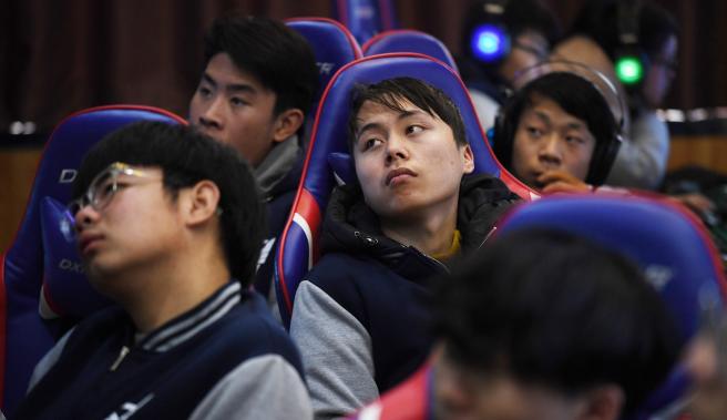 南华早报:在蓝翔,培养未来的电竞冠军