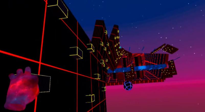 在这款VR多人障碍闯关游戏中,感受《糖豆人》式的乐趣