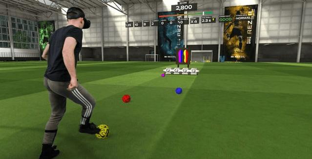 英国VR体育训练平台开发商Rezzil融资200万英镑,亨利、内维尔参投