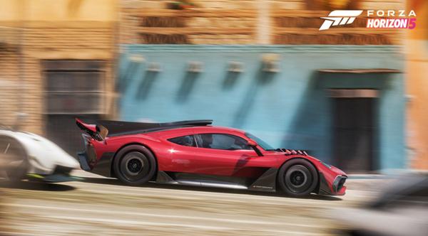 眼见为实!《极限竞速:地平线5》新一批首发车辆公布