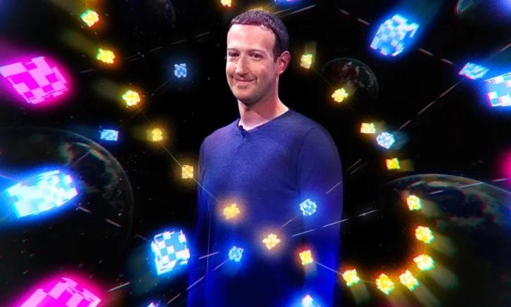 你还不知道,Facebook可能下周要改个元宇宙相关的名字