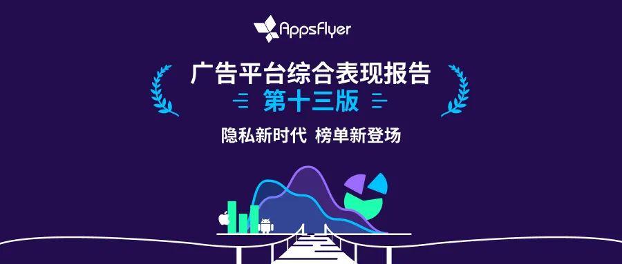 AppsFlyer 重磅发布第十三版《广告平台综合表现报告》,业内首创 SKAN 指数